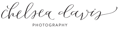 Chelsea Davis Photography Blog logo